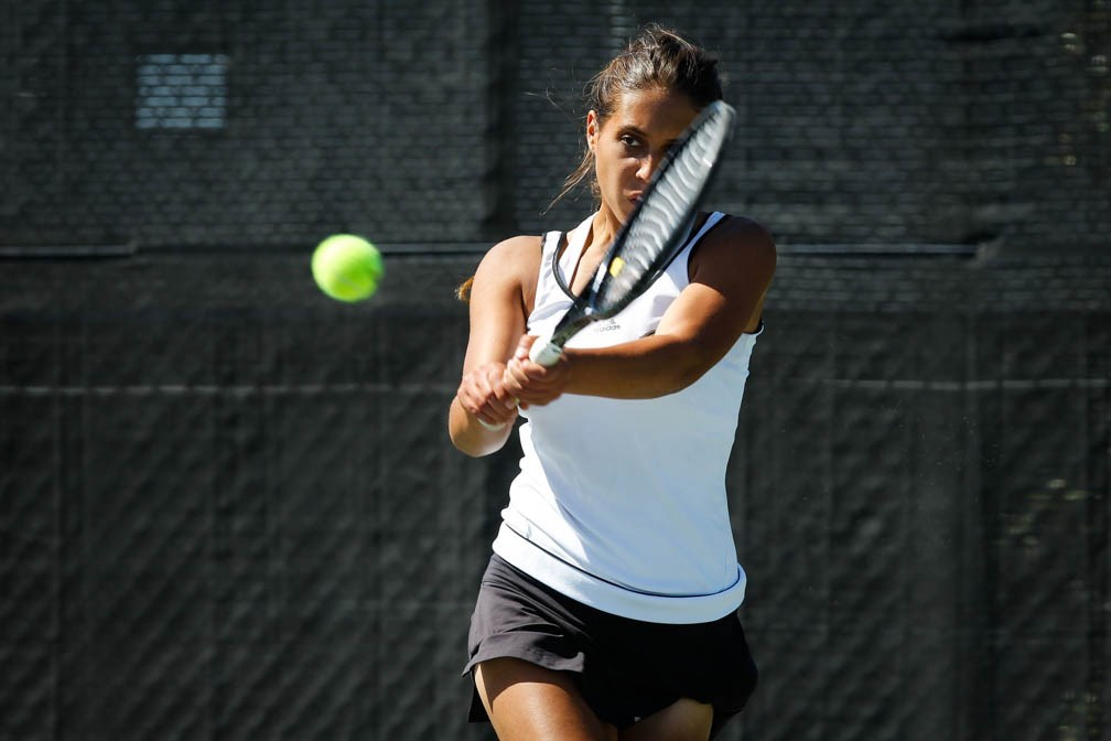 Weather forces Aggie tennis to postpone match with SNU - Cameron